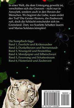 Abdeckungen Flüsterland und Zauberzeit (Die Sumpfloch-Saga, Band 6)