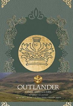 Livres Couvertures de Outlander: Journal Collection: Jaime and Claire