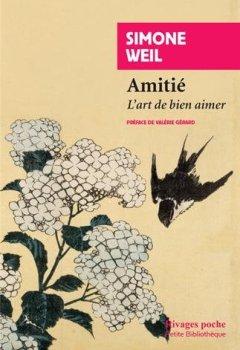 Livres Couvertures de Amitié : L'art de bien aimer