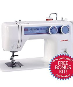 Janome 712T Treadle Sewing Machine & FREE BONUS PACKAGE!