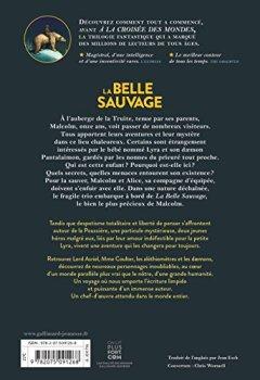 Livres Couvertures de La trilogie de la Poussière, 1:La Belle Sauvage
