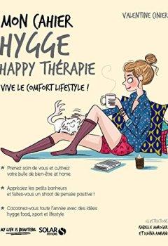 Livres Couvertures de Mon cahier Hygge happy thérapie