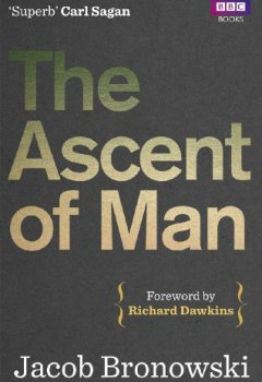 Buchdeckel von The Ascent Of Man
