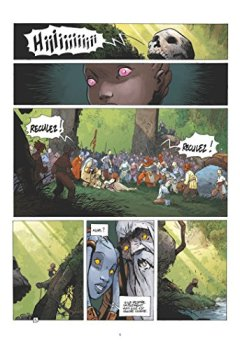Livres Couvertures de Le Grand Mort - Tome 07 : Dernières migrations