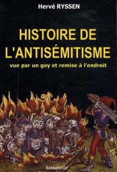 Livres Couvertures de Histoire de l'Antisémitisme