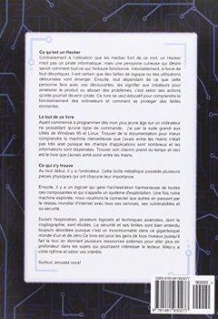 Livres Couvertures de Le petit livre du hacker 2013