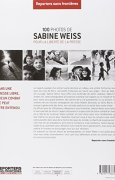 Livres Couvertures de 100 PHOTOS DE SABINE WEISS