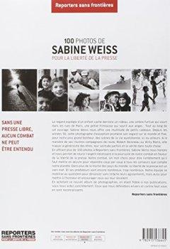 Livres Couvertures de 100 PHOTOS DE SABINE WEISS