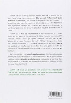 Livres Couvertures de La méthode Aora : Éveillez votre pouvoir guérisseur
