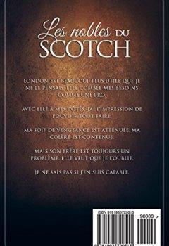 Livres Couvertures de Les nobles du scotch