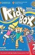Kid's Box Level 2 Pupil's Book British English