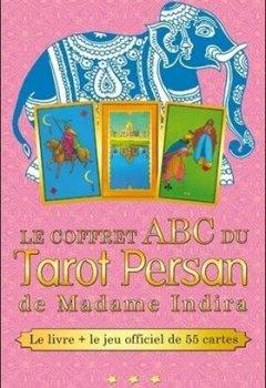 Livres Couvertures de Le coffret ABC du Tarot persan de Madame Indira
