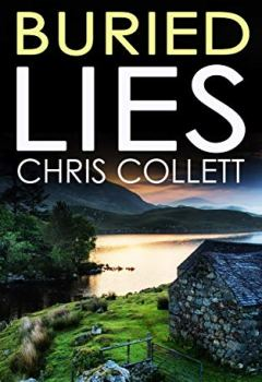 Livres Couvertures de BURIED LIES a gripping detective mystery full of twists and turns (English Edition)