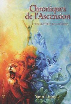 Livres Couvertures de Chroniques de l'Ascension - Les Mystères de Karûkera