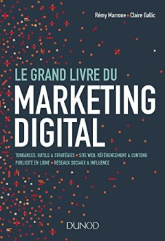 Livres Couvertures de Le Grand Livre du Marketing digital