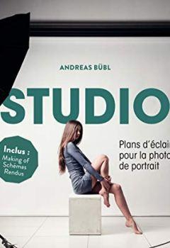 Livres Couvertures de Studio: Plans d'éclairage pour la photo de portrait