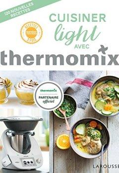 Livres Couvertures de Cuisiner light avec thermomix