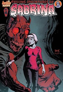 Livres Couvertures de Chilling Adventures of Sabrina #4 (English Edition)