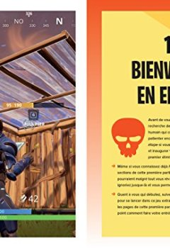 Livres Couvertures de Le guide de jeu Fortnite : Battle royale: Saison 4 inclus !