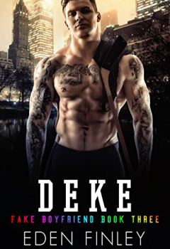 Livres Couvertures de Deke (Fake Boyfriend Book 3) (English Edition)