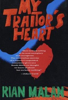 Buchdeckel von My Traitor's Heart (Vintage)