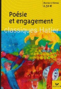 Livres Couvertures de Poésie et engagement