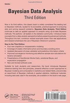 Livres Couvertures de Bayesian Data Analysis, Third Edition