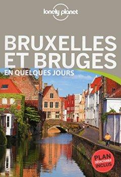Livres Couvertures de Bruges et Bruxelles En quelques jours - 3ed