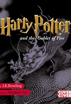 Abdeckungen Harry Potter and the Goblet of Fire (Cover to Cover)