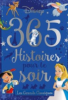 Livres Couvertures de Grands Classiques, 365 HISTOIRES POUR LE SOIR + CD