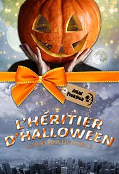 Livres Couvertures de L'héritier d'Halloween: L'héritier de Noël 2