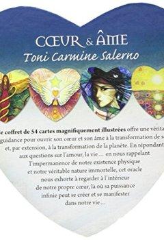 Livres Couvertures de Coeur et âme : Cartes Oracle de tansformation intérieure