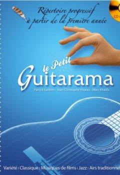 Livres Couvertures de Le Petit Guitarama