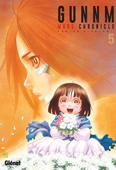 Livres Couvertures de Gunnm Mars Chronicle - Tome 05