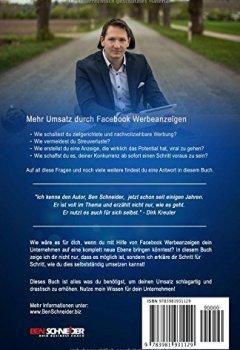 Buchdeckel von Facebook Marketing für Unternehmer: Werben Sie wie DAX Konzerne!