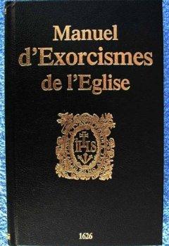Livres Couvertures de Manuel d'exorcismes de l'Eglise