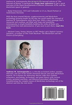 Livres Couvertures de The Internet of Money Volume Two: A collection of talks by Andreas M. Antonopoulos