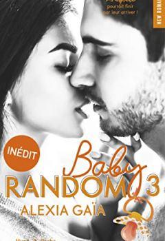 Livres Couvertures de Baby random - tome 3