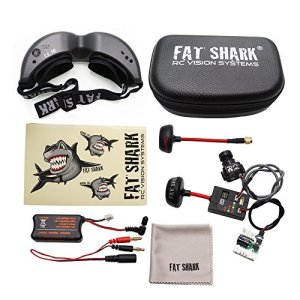 FatShark-Teleporter-V5-FPV-58G-Video-Goggles-W-Head-Tracking-Transmitter-and-700L-CMOS-Camera-Included-Fat-Shark-FSV1088-RTF-FPV-KIT
