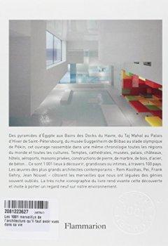 Livres Couvertures de Les 1001 merveilles de l'architecture qu'il faut avoir vues dans sa vie