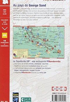 Livres Couvertures de Au pays de George Sand : Sur les sentiers des Maîtres Sonneurs, entre Berry et Bourbonnais
