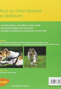 Livres Couvertures de Eduquer son chien. Les bonnes bases et des exercices quotidiens