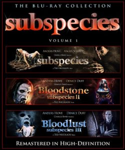 Subspecies: The Blu Ray Collection Volume 1 [Blu-ray]