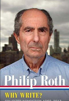 Livres Couvertures de Philip Roth: Why Write? Collected Nonfiction 1960-2013