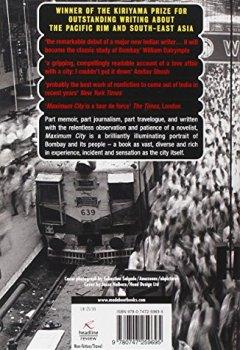 Buchdeckel von Maximum City: Bombay Lost and Found