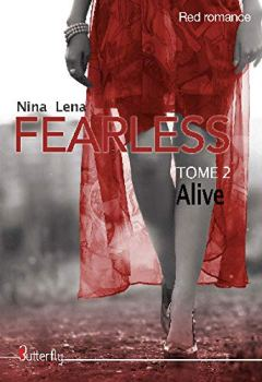 Livres Couvertures de Fearless - Alive: Tome 2 (Red Romance)
