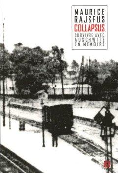 Livres Couvertures de Collapsus : Survivre avec Auschwitz en mémoire