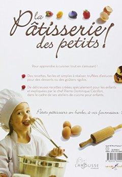 Livres Couvertures de La pâtisserie des petits !