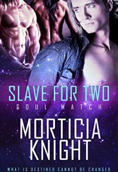 Buchdeckel von Slave For Two (Soul Match Book 1) (English Edition)