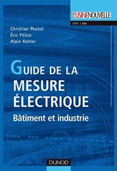 Livres Couvertures de Guide de la mesure électrique - Bâtiment et industrie